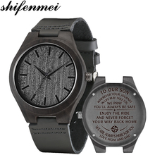shifenmei Wooden fashion brand watch men Watches Personalize