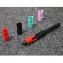 Universal Pen Holder Case Socket Cap Pen Grip for Wacom Tablet Pen LP-171-0K, LP-180-0S , LP-190-2K, LP-1100-4K  LX9A