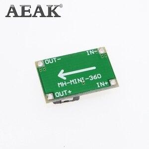 Image 5 - AEAK 100PCS RCเครื่องบินโมดูลMini 360 DC DC Buck Converterขั้นตอนลงโมดูล 4.75V 23Vถึง 1V 17V 17x11x3.8 มม.Mini360 ใหม่LM2596