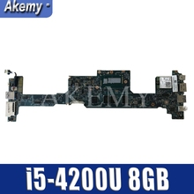 NBMBK11007 48.4LZ02.011 Main Board Für For Acer aspire S7-392 Laptop Motherboard MB-12302-1 I5 4200U CPU 8GB Ram