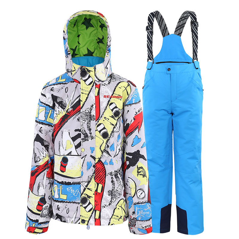 Ski Suit Kids