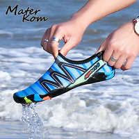 Sandalias deportivas Unisex de 35 a 46, zapatillas de playa para hombre, zapatillas de surf para mujer, zapatillas deportivas para nadar/aguas arriba, zapatillas de agua