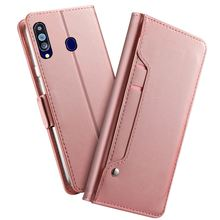 For UMIDIGI A7 Pro A5 Pro Case Luxury Leather Wallet Flip Stand Shockproof Cover with Mirror For UMIDIGI A3X Case Card Holder for apple ipod touch 7 case vintage calf grain leather flip stand shockproof wallet cover for ipod touch 5 6 case card holder