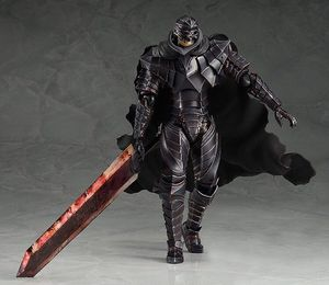 Image 5 - 16cm New Game Berserk Beruseruku Figma410 Black Swordman Berserk Guts PVC Action Figure Collectable Model Toy Doll