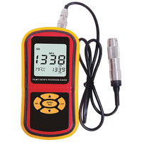 GM280 Paint Thickness Tester GM280 LCD Display Digital Coating Thickness Gauge 0 1800 Paint Film Tester Meter Measuring Tools