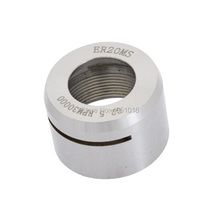 цена на ISO20 ISO25 nut ER11MS ER16MS  ER20MS  nut ER collet nut for clamping cnc milling turning collet chucks