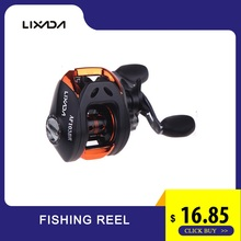 Hot Sale Bait casting reel Fishing Reel 10+1BB fishing Ball Bearings Casting High Speed 6.3:1