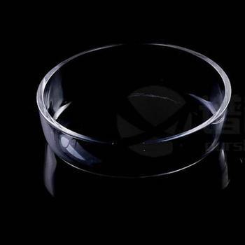 Lab Glassware 60/75/90/100mm Quartz petri dish for Laboratory research
