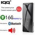 Mp3-плеер IQQ T2, Bluetooth 4,2, без потерь, 40 ГБ, Hi-Fi, Портативный аудиоплеер с FM-радио, электронной книгой, диктофоном, музыкальный mp3-плеер