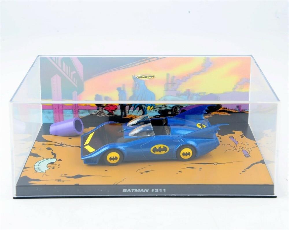 1//43 Allory Diecast Comics BATMAN THE ANIMATED SERIES Car Batmobile Vehicles Toy