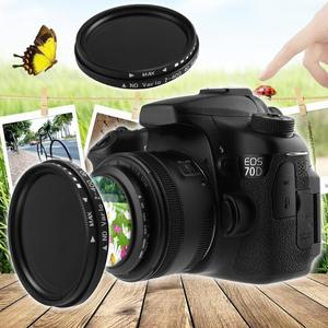 Image 5 - 40.5mm/46mm Fader Variable ND Filter Adjustable ND2 to ND400 ND2 400 Neutral Density for Canon NIkon  Sony Camera Lens