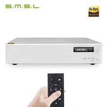 SMSL SU-8 DAC V2 Version 2 ES9038Q2M * 2 32bit/768kHz DSD512 Decoder Unterstützung USB/Optische/koaxialen eingang RCA/XLR Ausgewogene ausgang