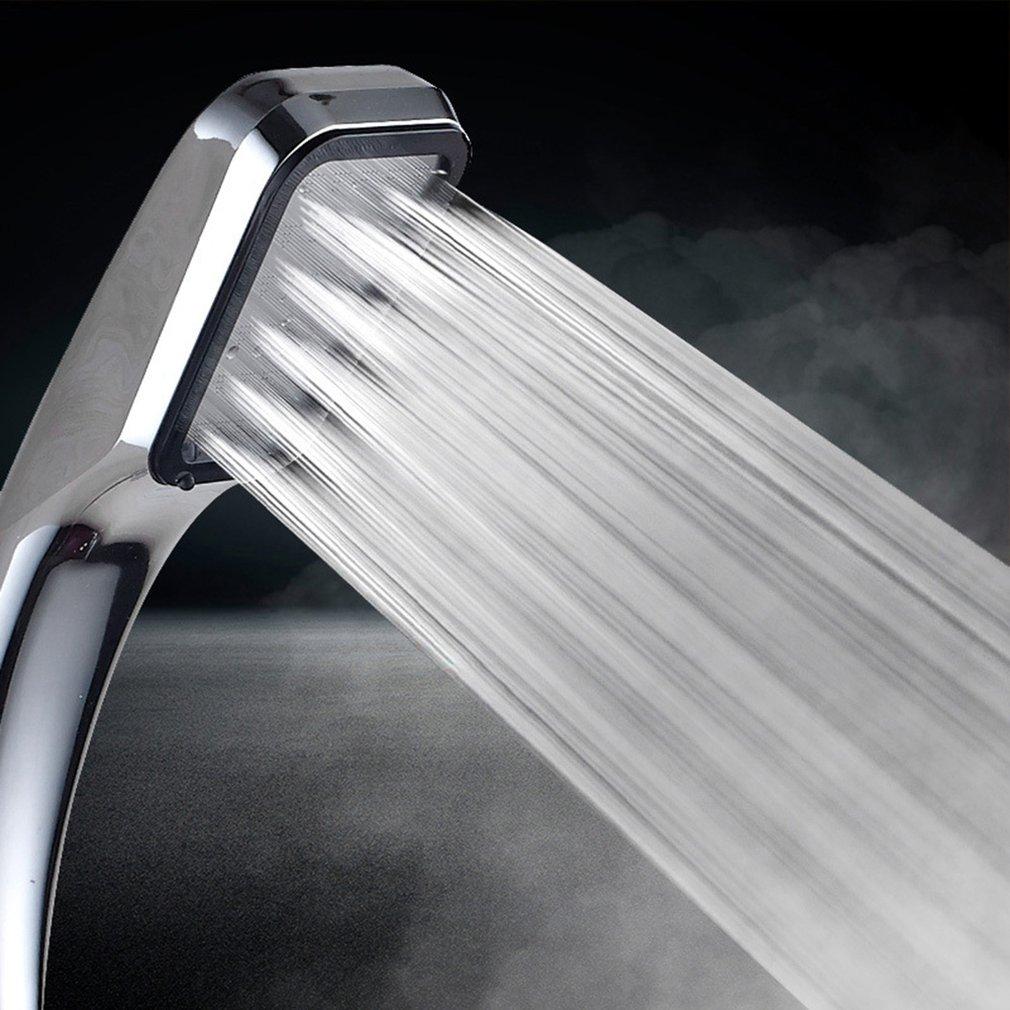 Горячая Распродажа 300 отверстие супер герметичная душевая головка квадратная ручная Душевая насадка для душа водосберегающая душевая головка Прямая поставка|Душевые насадки|   | АлиЭкспресс