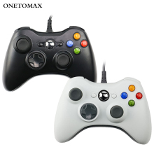 Game Gamepad For Microsoft Xbox 360 Controller Wired Game Pad Controle Joystick