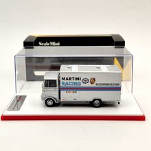 ScaleMini 1/64 For M~edes-B~nz LP 608 Martini Racing Resin Models Limited Edition Toys Car