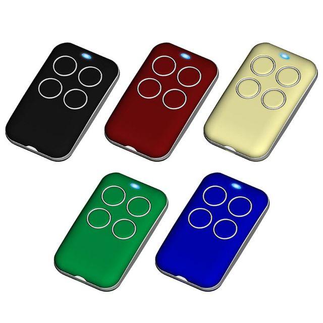 รีโมทคอนโทรลความถี่Duplicate 4ช่องCommand HandzenderโรงรถประตูประตูKey Fob