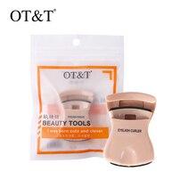 OT&T Portable Eyelash Curler Professional Eyelash Lift Lashe
