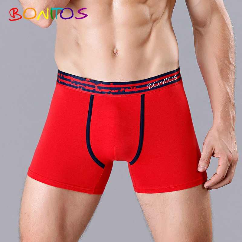 Top Brand Boxer Shorts Men Underwear For Men Sous Vetement Mens Pants Bamboo Mariconera Calecon Male Underpants Sexy Gay