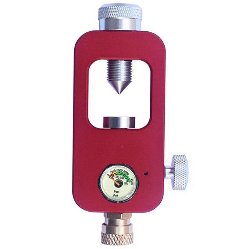 Dideep Mini Oxygen Bottle Scuba Adapter Underwater Respirator Swimming E Quipment