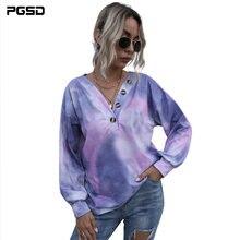 Новые модные повседневные толстовки pgsd женская одежда на осень