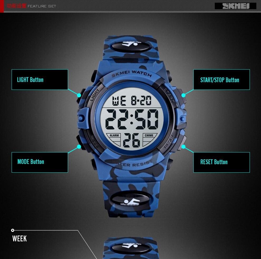 Relógio Moda Relógios Coloridos LEVOU À Prova
