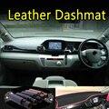Для honda edix FR-V 2004 2005 2006 2007 2008 2009 кожаный Dashmat крышка приборной панели Dash коврик для автомобиля Стайлинг Аксессуары