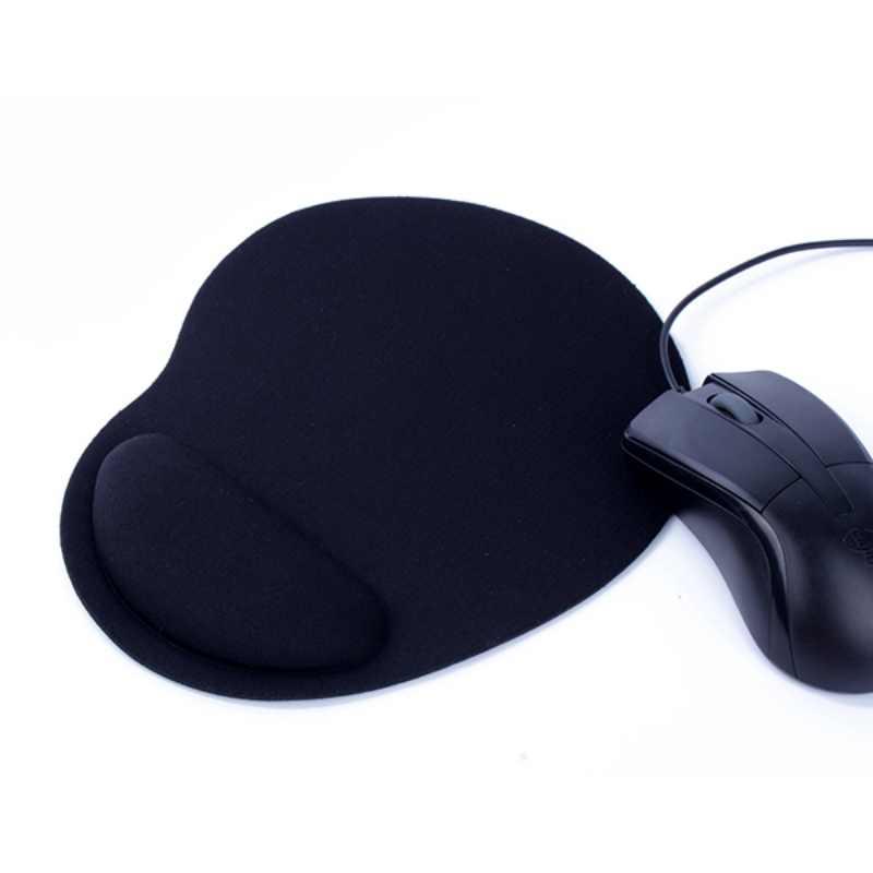 Menebal PC Mouse Pad Permainan Mouse Lembut dengan Pelindung Pergelangan Tangan Dukungan Tikus Tikar untuk Game PC Laptop untuk Komputer Kantor mac 4 Mm EVA