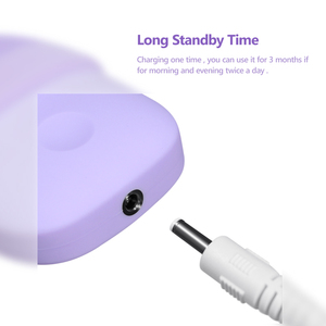 Image 4 - Inface Facial Cleansing Brush Upgrade Version Electric Sonic Silicone Face Brush Deep Cleansing Facial Cleanser