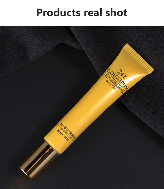 24K Gold Protein Hydrating Eye Cream 2