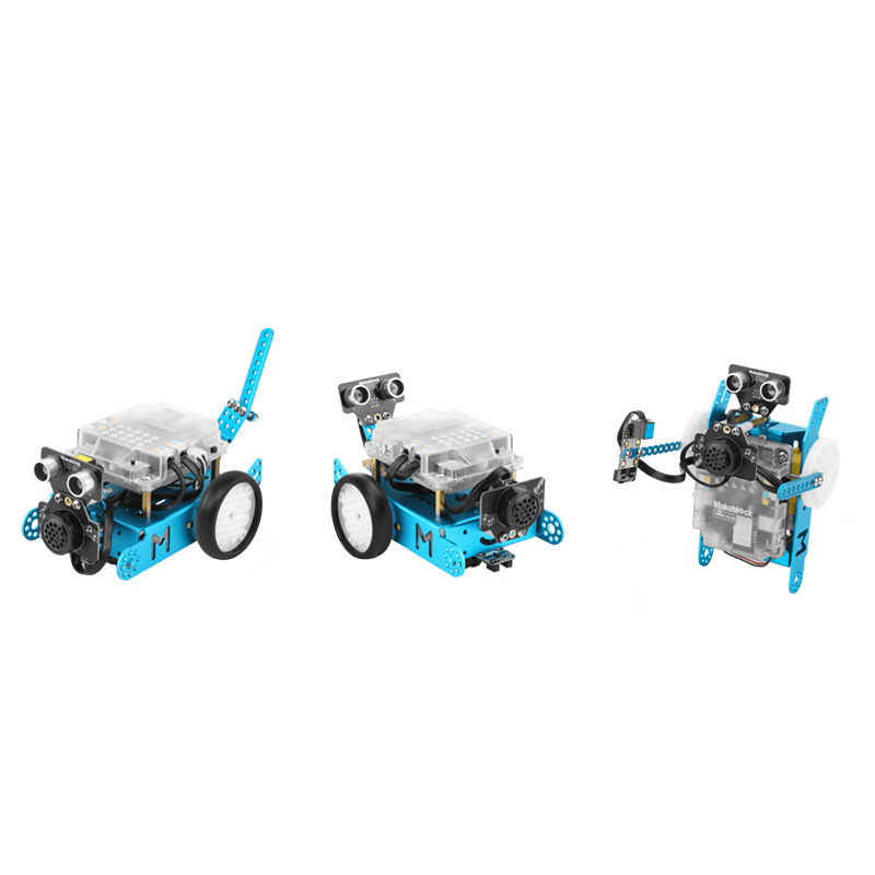 Unavailable now - Stem Education Ltd Bluetooth Version Arduino Family Makeblock DIY Mbot Kit Programmable Robot Kit for Kids to Learn Coding Blue Shenzhen Maker Works Technology Co Scratch 2.0