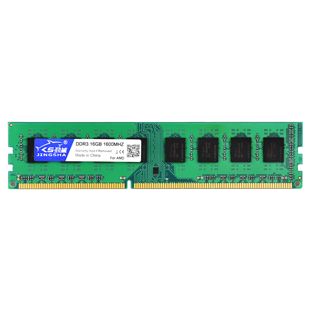 Jingsha Ram <font><b>DDR3</b></font> 8GB 4GB 16G <font><b>1866MHz</b></font> 1600Mhz 1333 Desktop Memory with heat Sink 240pin New dimm stand by AMD/intel G41 image