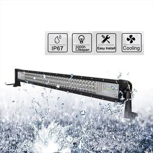 Image 3 - Светодиодсветильник панель для внедорожника, комбинированный луч света 7D, 22, 32, 42, 52 дюйма, 12 В, 24 В, светодиодный тракторов, лодок, внедорожников, квадроциклов, 4WD