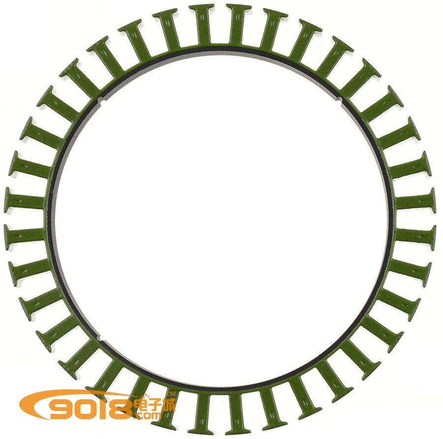 10010 Large Diameter Disc Type DC Brushless Motor Stator Core, Generator, Silicon Steel Sheet, 36N42P