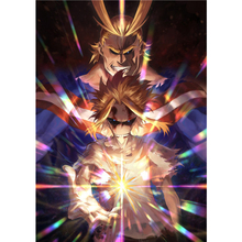 All Might Poster Fan Gift 42*30CM My Hero Academia