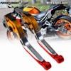 Brake Clutch Lever For HONDA CBR150R CBR250R CBR250RR CB190R CB190X CBF190 2010-2020 19 18 Motorcycle Folding Extendable REPSOL