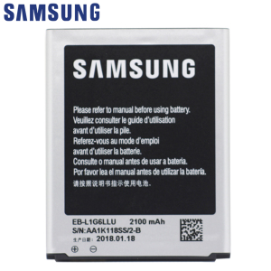 Image 2 - SAMSUNG Original Phone Battery EB L1G6LLU 2100mAh For Samsung Galaxy S3 i9300 i9305 i747 i535 L710 T999 Replacement Batteries
