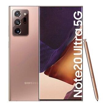 Купить Samsung Galaxy Note 20 Ultra 5G 12 Гб/256 ГБ Бронзовый (Mystic Бронзовый) Dual SIM N986B