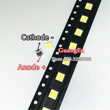 200 PCS replace FOR LG Innotek LED LED Backlight 2W 6V 3535 Cool white LCD Backlight for TV TV Application LATWT391RZLZK