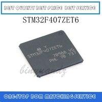 2PCS STM32F407ZET STM32F407ZET6 QFP 144-in Batteriezubehörteile und Ladezubehör aus Verbraucherelektronik bei