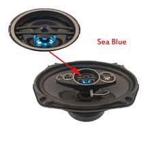 Ik Sleutel Kopen 1 Pc 1200 Watt 4 Ohm 5-Weg Coaxiale 6X9Inch Auto Luidspreker Audio akoestische Van Auto Luider Speakers