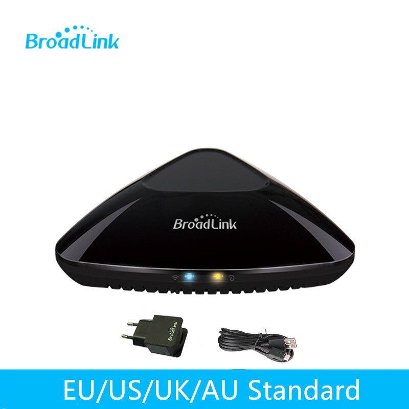 Broadlink RM Pro + умный дом автоматизация интеллектуальный пульт дистанционного управления 4G WiFi IR RF работа с Alexa Google Home Mini RM4 Pro Модули для систем умного дома      АлиЭкспресс