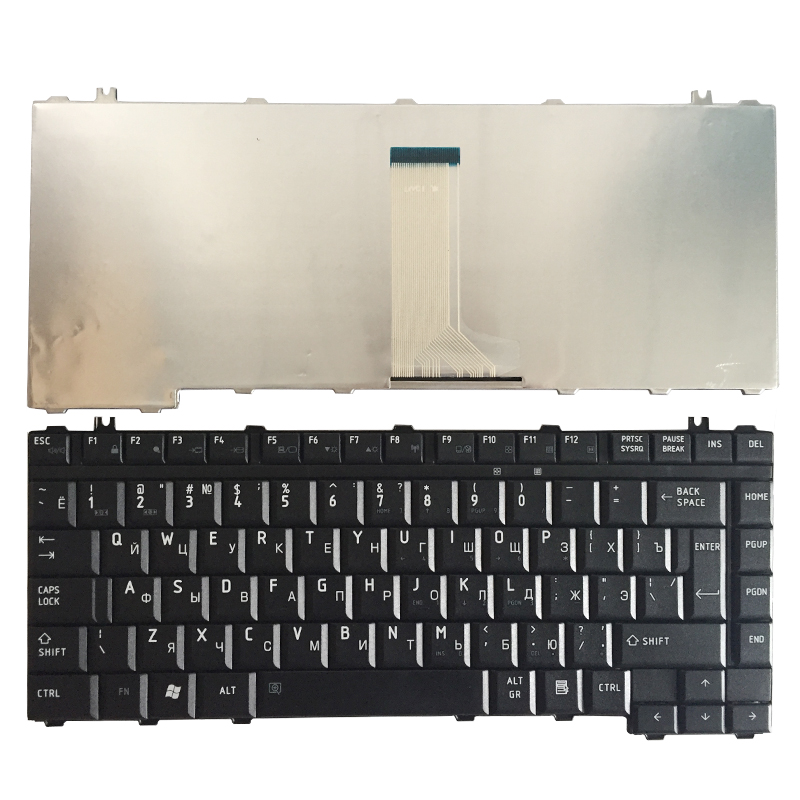Russian FOR Toshiba A200 L331 M216 L323 L322 A203 A205 A210 A215 M207 L300 L332 L201 M320 M327 M322 A300 RU Laptop Keyboard