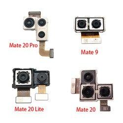 Powrót kamera tylna duży główny moduł kamery Flex kabel do huawei Mate 9 10 Pro 20 Lite części do naprawy