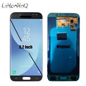 Image 2 - J530 LCD original pour Samsung Galaxy j5 2017 J530 LCD affichage J5 Pro J530F écran tactile numériseur assemblée pour samsung J530 LCD