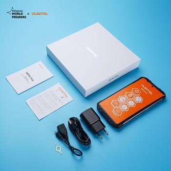 OUKITEL WP8 Pro Rugged 4G Smartphone 4GB 64GB 5000mAh Octa Core Mobile Phone NFC 16MP Triple Camera 6.49'' Android10 Smart Phone 6