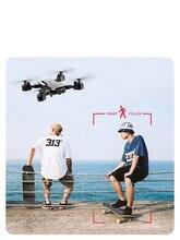 GPS FOLGEN MICH WIFI FPV Quadcopter Mit 4K/1080P HD Weitwinkel Kamera Faltbare Höhe Halten Langlebig RC Drone