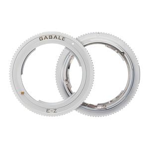 Image 1 - Крепление объектива переходное кольцо для Sony FE E руководство MF линзы и Nikon Z7 Z6 Z50 Z корпус камеры NEX Z