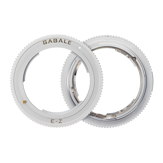 Крепление объектива переходное кольцо для Sony FE E руководство MF линзы и Nikon Z7 Z6 Z50 Z корпус камеры NEX Z