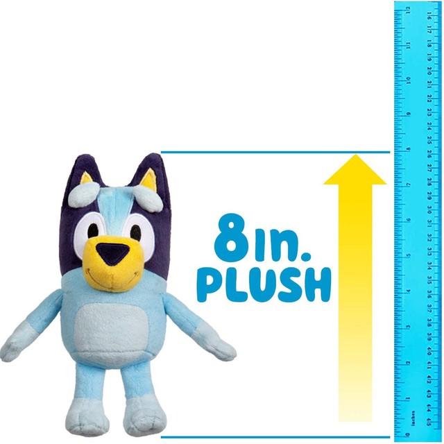8Inch Bluey Kids Soft Gift Children Cute Plush Toys Doggy Pupets Doll Soft Cuty Stuffed Toy 2021 Bluey Bingo Plush Doll Toy F 5