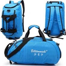 Outdoor Bag Sport Hiking Camping Travel Backpack Multi-Function Pack Waterproof Mountaineering Climbing Trekking Knapsack Men цена в Москве и Питере